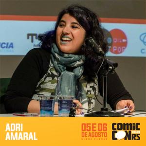Convidado Adri Amaral