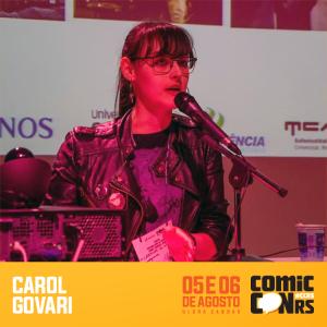 Convidado Carol Govari