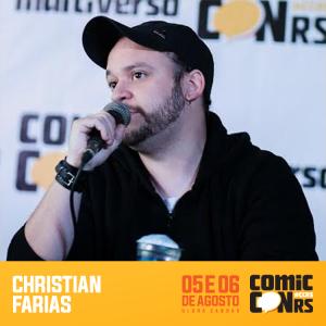 Convidado Christian Farias