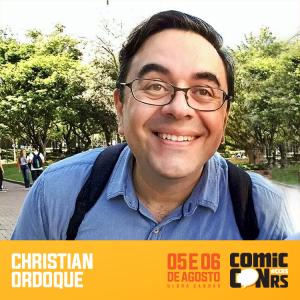Convidado Christian Ordoque