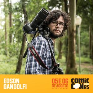 Convidado Edson Gandolfi