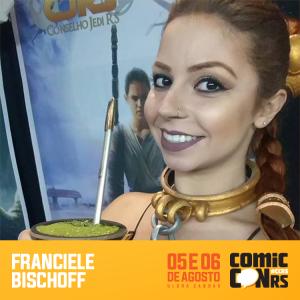Convidado Franciele Bischoff
