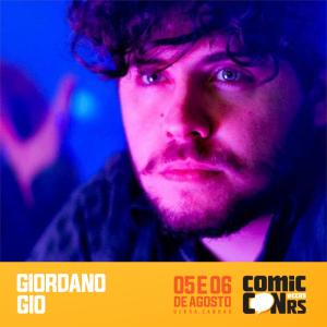 Convidado Giordano Gio