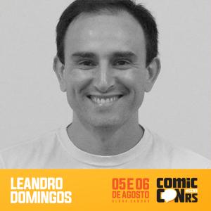 Convidado Leandro Domingos