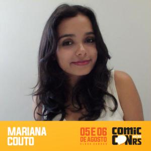Convidado Mariana Couto