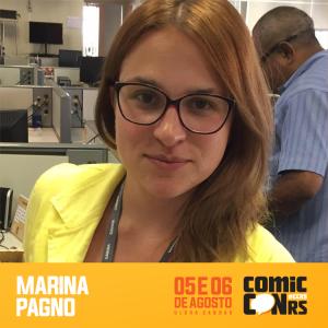 Convidado Marina Pagno