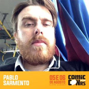 Convidado Pablo Sarmento