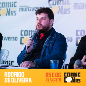 Convidado Rodrigo de Oliveira