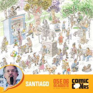 Convidado Santiago