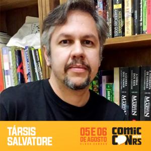 Convidado Társis Salvatore
