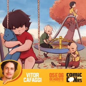 Convidado Vitor Cafaggi